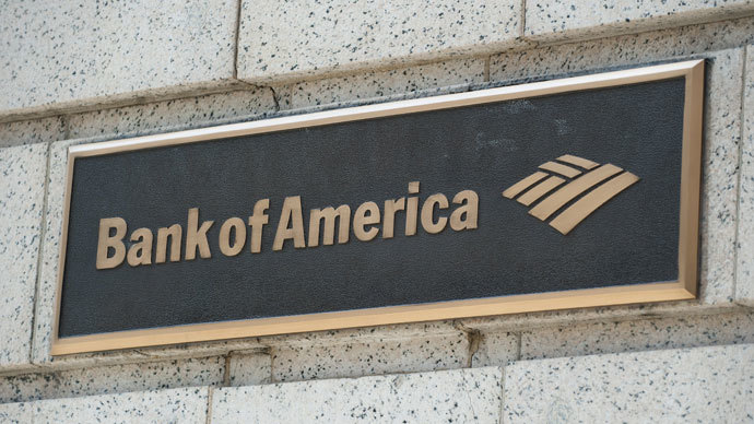 US govt sues Bank of America for defrauding investors prior to housing crash