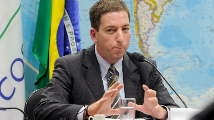 Greenwald claims up to 20,000 Snowden documents are in his possession