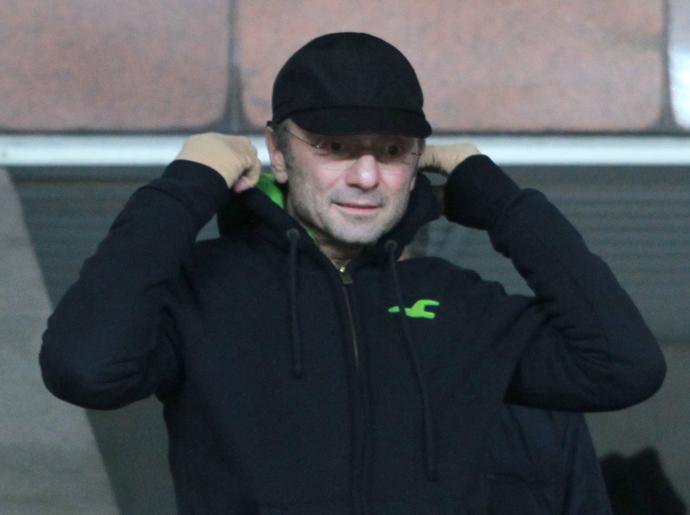 Suleiman Kerimov (RIA Novosti / Vitaliy Belousov)