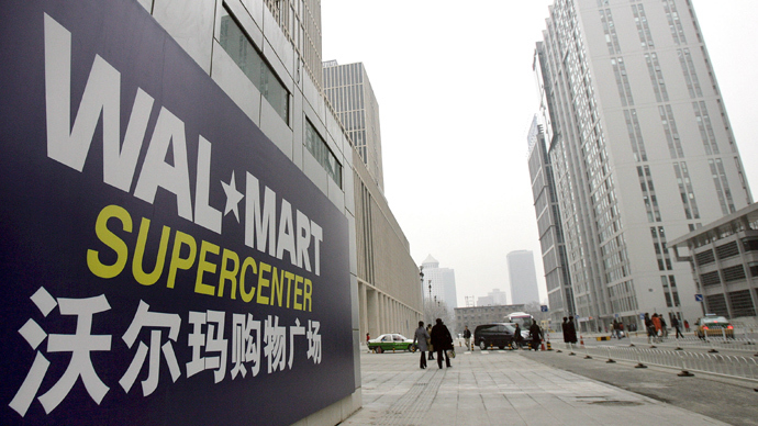 Walmart eyes Hong Kong $4bn supermarket chain