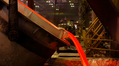 Still struggling in America: Russia's largest steelmaker plans to close US plant