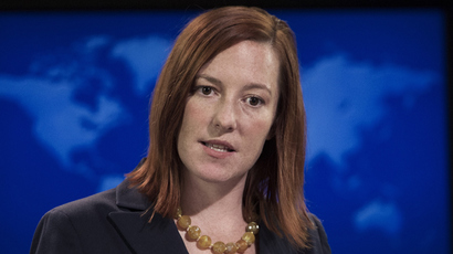 US 'ridiculous' line on Egypt? Jen Psaki caught on hot mic
