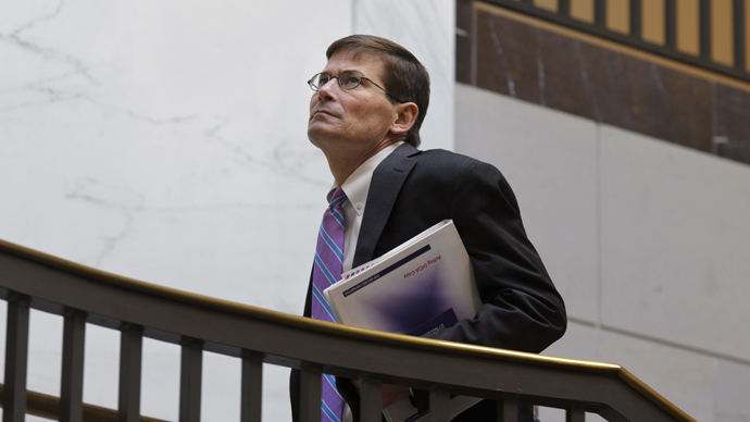 Acting CIA Director Michael Morell (AFP Photo / Mandel Ngan)