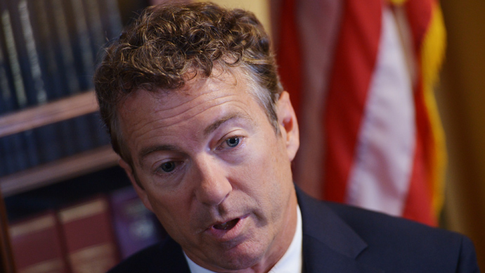 Rand Paul working on Detroit rescue plan