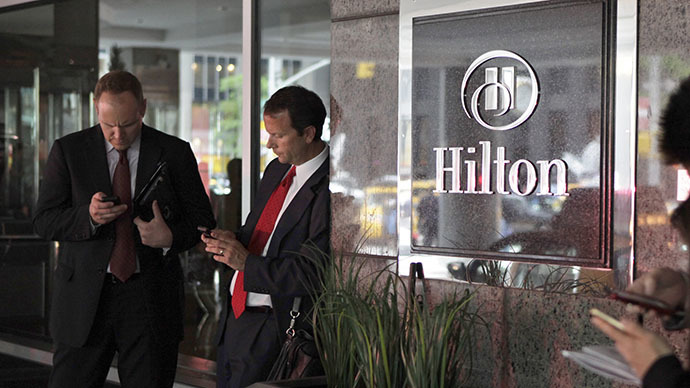 Hilton Worldwide to open its doors to investors