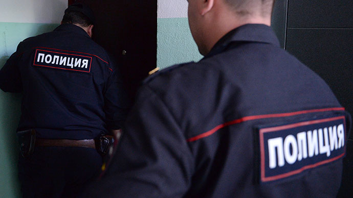 Nazi-linked Russian vigilantes busted in bullying footage probe