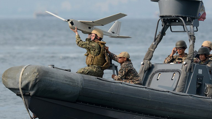 Philippines to negotiate with US for troop influx