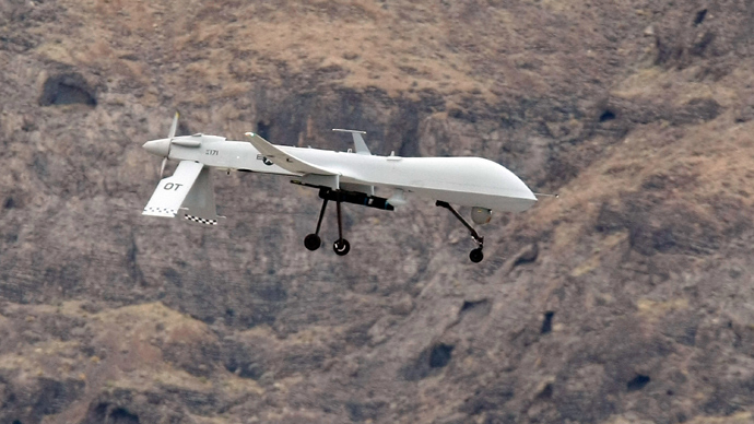 No to killer drones: UN chief calls for UAV surveillance use only
