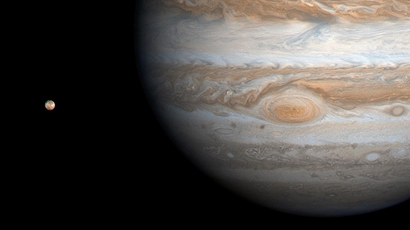 NASA wants proposals to look for alien life on one of Jupiter's moons