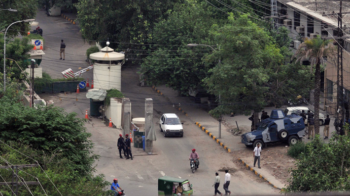 US evacuates consulate staff in Pakistan's second city over terror alert