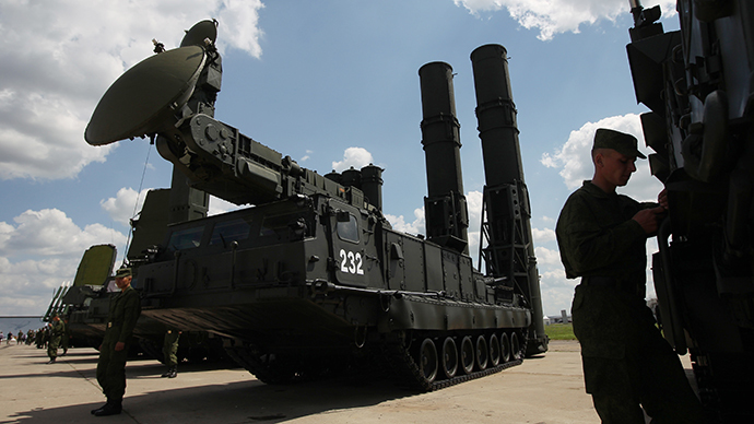 Russia won't supply outstanding S-300s to Syria until mid-2014 - report