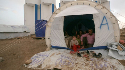 Iraq's Kurdistan 'sets quota' to stem massive stream of Syrian refugees