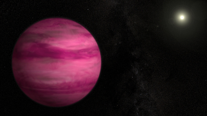 Curvy, hot & pink: NASA shows smallest-yet imaged exoplanet