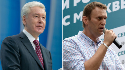 'Big Bang' theory: Dirty tricks, stunts alleged in Moscow mayoral poll