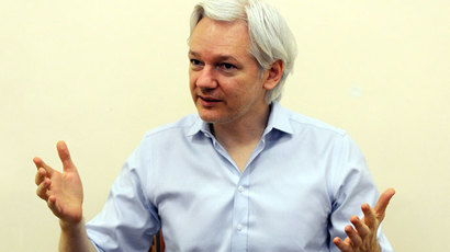 Assassination TIME: Sr. journalist 'can't wait' to justify drone strike that will kill Assange