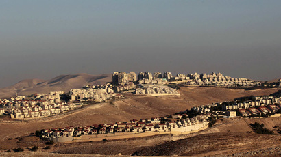 'Unprecedented' Israeli settlement expansion could sink Palestinian peace talks