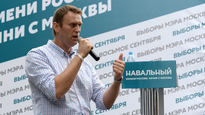 Prosecutors confirm foreign funding of Navalny's mayoral campaign