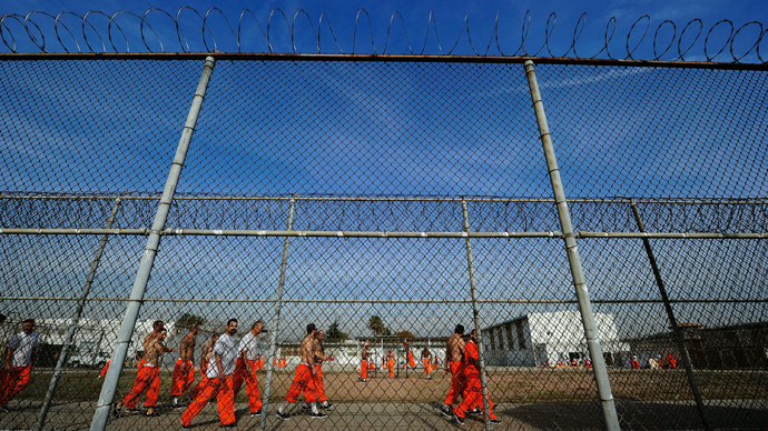 US prison population jumps 27% in a decade over harsh drug sentencing