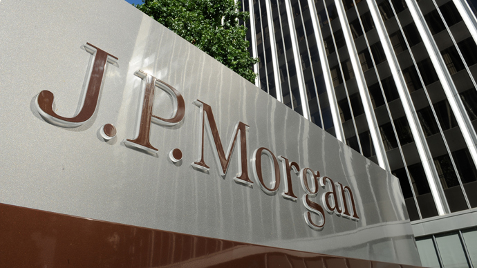 JPMorgan 'agrees' to tentative $13 billion penalty for role in 2008 financial crisis