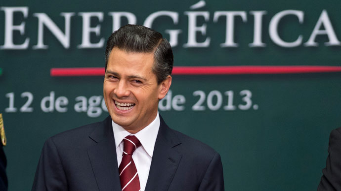 Mexico to end 75–year-long state oil monopoly