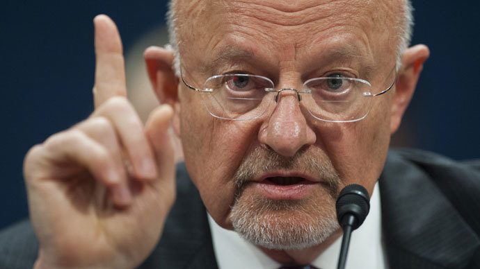 White House denies DNI Clapper will head 'independent' NSA review group