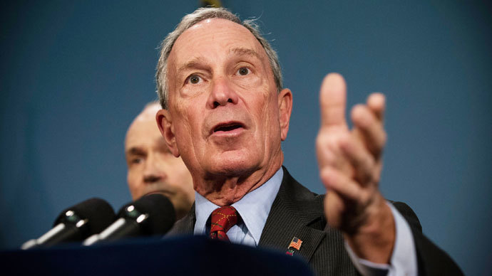 Mayor Bloomberg trashes New York judge's stop-and-frisk curbs
