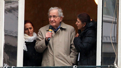 Noam Chomsky slams 9/11 truthers (VIDEO)