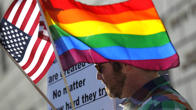 California senators seek to curtail investment in Russia over anti-gay propaganda law