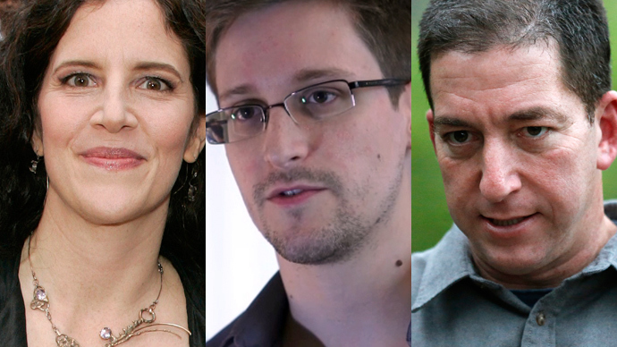 Snowden: American media 'abdicated their role as check to power'
