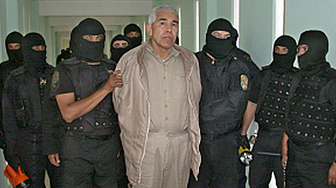 US presses Mexico to arrest, extradite drug lord freed by 'powerful dark forces'