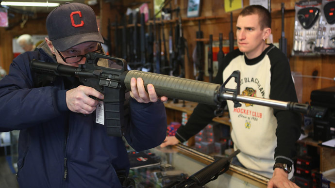 Requests for gun permits set to double in Newtown after massacre