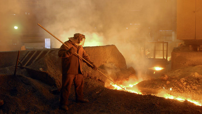 Russia's metal giant to leave US market