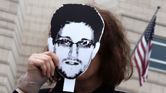 Branding Snowden: Chinese tech firm wants to trademark NSA leaker