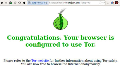 Tor-provided web anonymity not PRISM-proof – Microsoft security guru