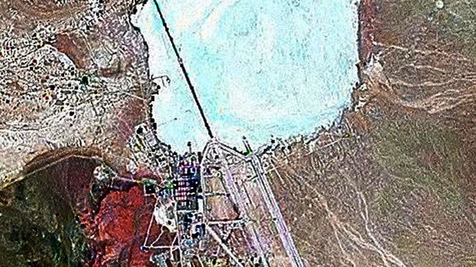 CIA declassifies Area 51, no mention of UFOs, extraterrestrials