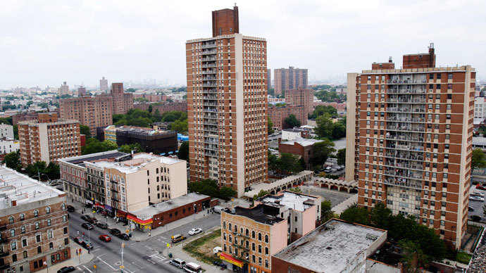 Bloomberg seeks mandatory fingerprinting for NYC public housing residents