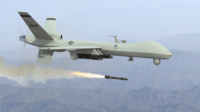 Iraq would 'welcome' US drones to fight Al-Qaeda