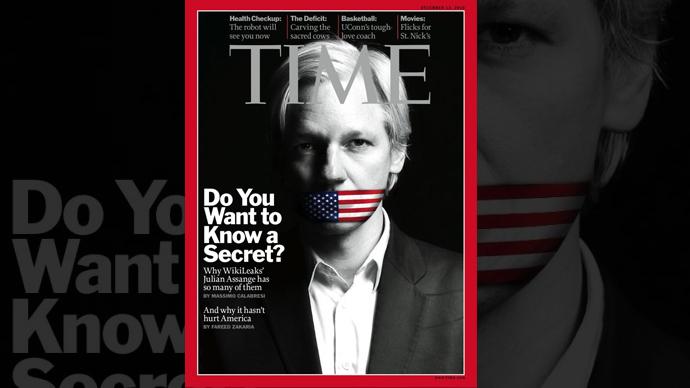 WikiLeaks posts 400 gigabytes of encrypted 'insurance' data online