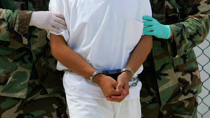 Guantanamo Bay, Cuba. (AFP Photo / Mark Wilson)