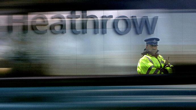 UK detains Greenwald's partner under Terrorism Act, confiscates electronics
