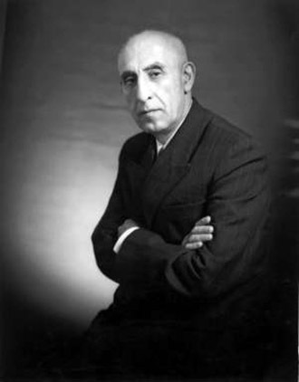 Mohammad Mosaddegh (Photo from wikipedia.org)