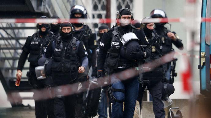 Hostages freed in Ingolstadt City Hall drama ahead of Merkel visit