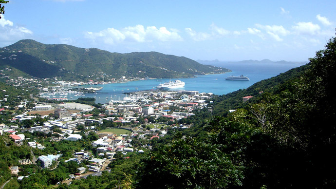 Russians' investment into Virgin Islands jump 15  - fold, channeling profits from TNK-BP sale abroad