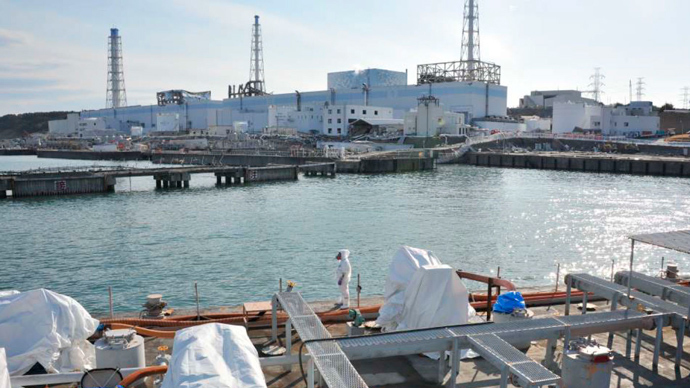 Tokyo Electric Power Co.'s Fukushima Daiichi Nuclear Power Plant (Reuters / apan Maritime Self-Defence Force)
