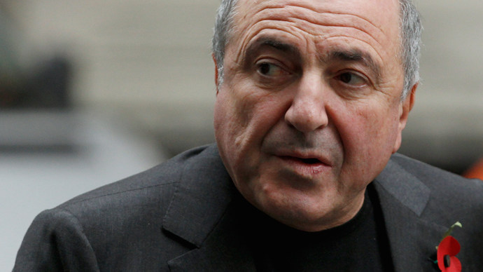 Berezovsky's Serbian assets unfrozen