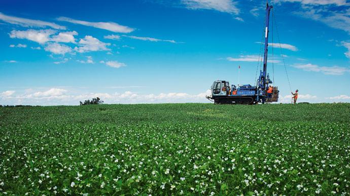 BHP Billiton bets $2.6bn on fertilizers amid potash market chaos