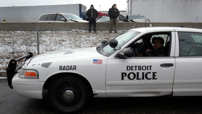Detroit police adopt 'stop-and-frisk'