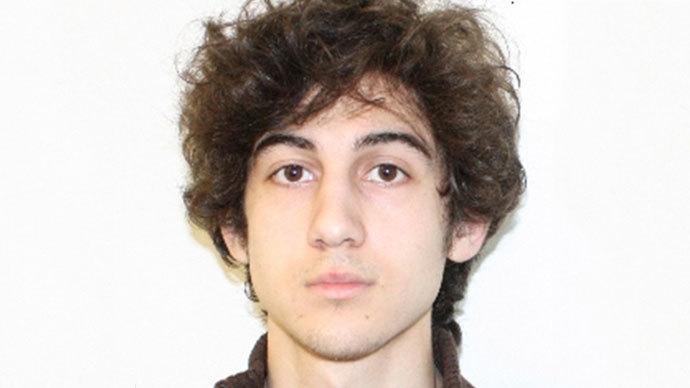 Dzhokhar Tsarnaev.(Reuters / FBI / Handout)
