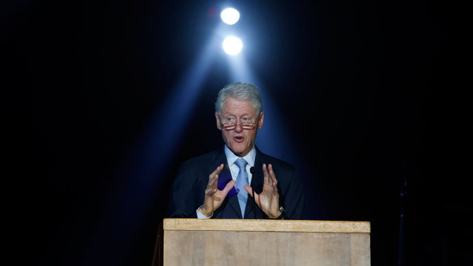 Clinton foundation spent more than $50 mln in travel costs
