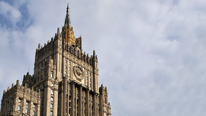 Russia slams UK's 'double standards' over Guardian pressure
